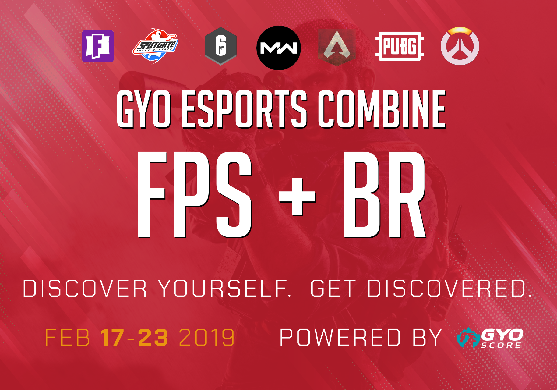 FPS + Battle Royale Combine - February