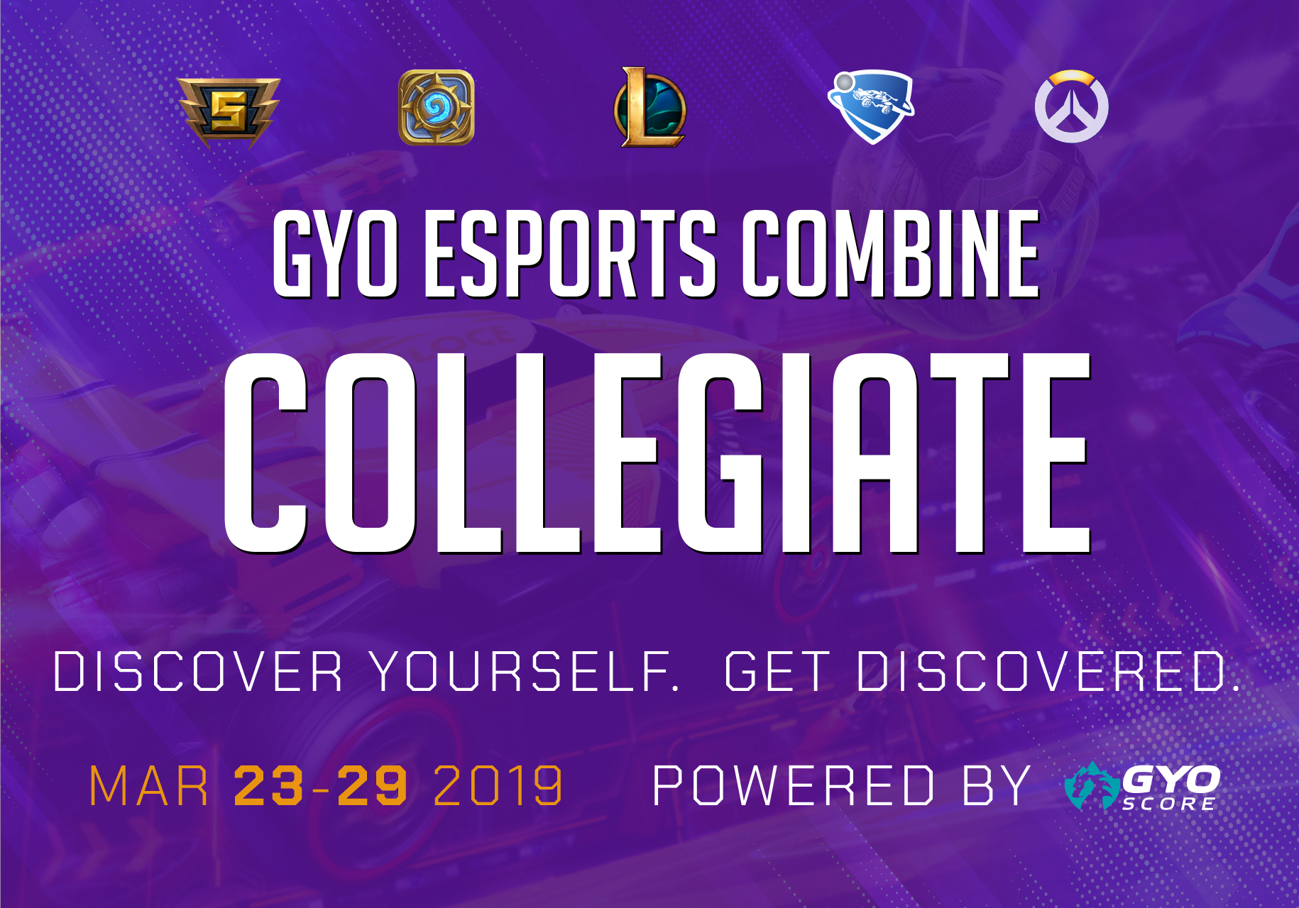Collegiate Esports Combine - March